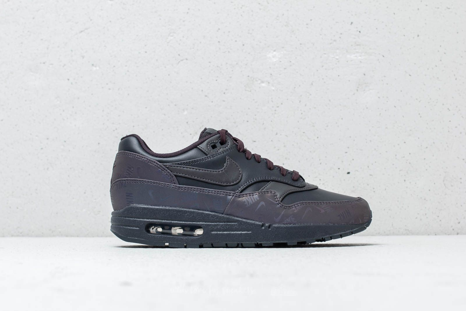 7690dee9adc2 Nike WMNS Air Max 1 LX Oil Grey  Oil Grey-Oil Grey at a