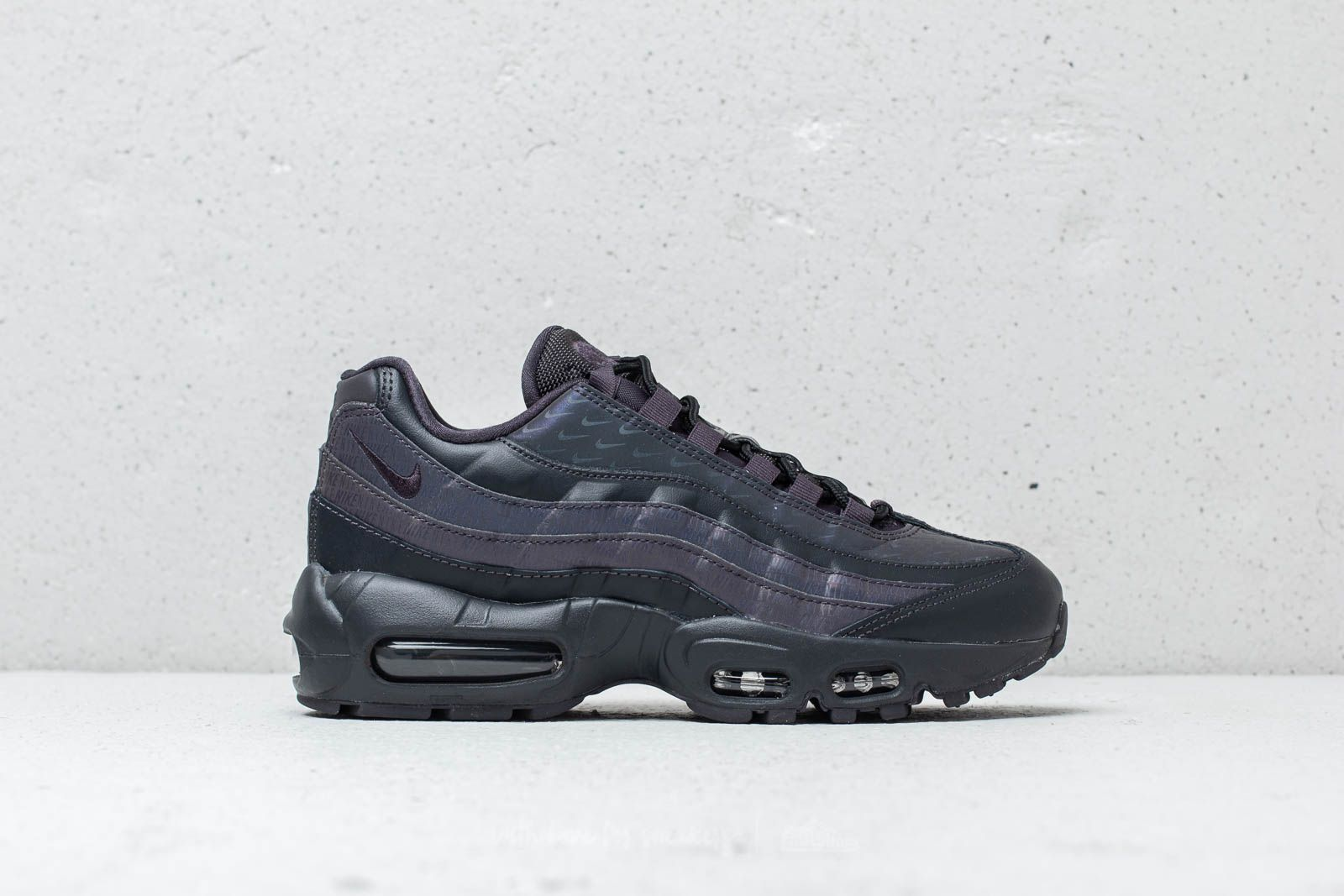 size 40 310e1 4b2fd Nike Wmns Air Max 95 LX Oil Grey Oil Grey-Oil Grey at a