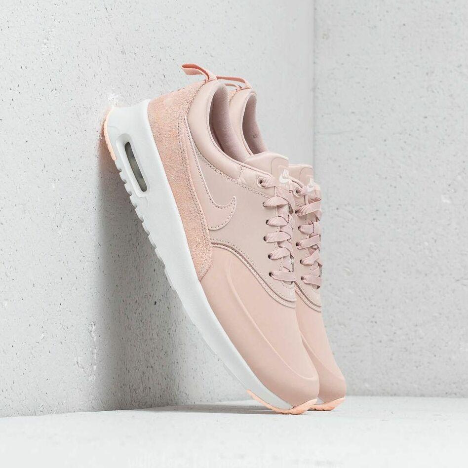Nike Wmns Air Max Thea Premium Particle Beige/ Particle Beige EUR 38