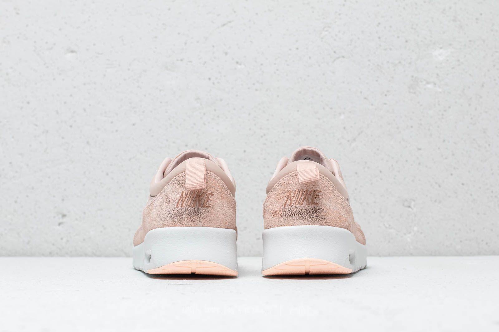Nike Women's Air Max Thea Premium Sneakers Particle BeigeParticle Beige