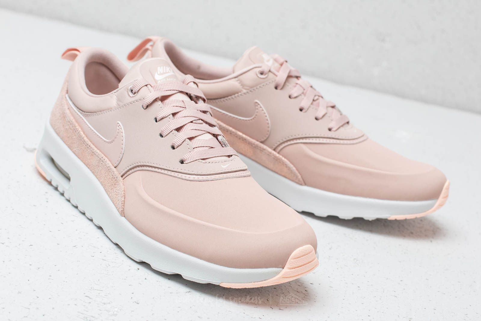 990dc3d36cf6 Nike Wmns Air Max Thea Premium Particle Beige  Particle Beige at a great  price 92