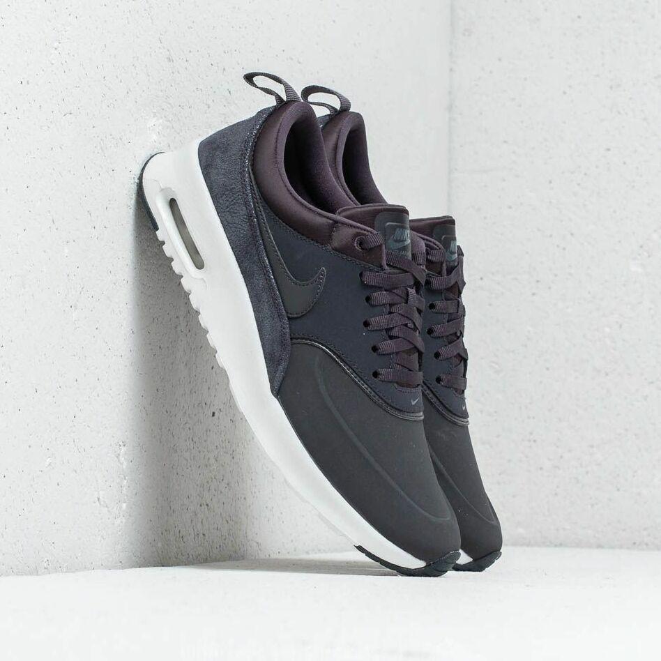 Nike Air Max Thea Premium Wmns Oil Grey/ Oil Grey-Summit White EUR 38