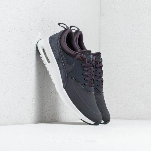 Nike Air Max Thea Premium Wmns Oil Grey Oil Grey Summit White | Footshop