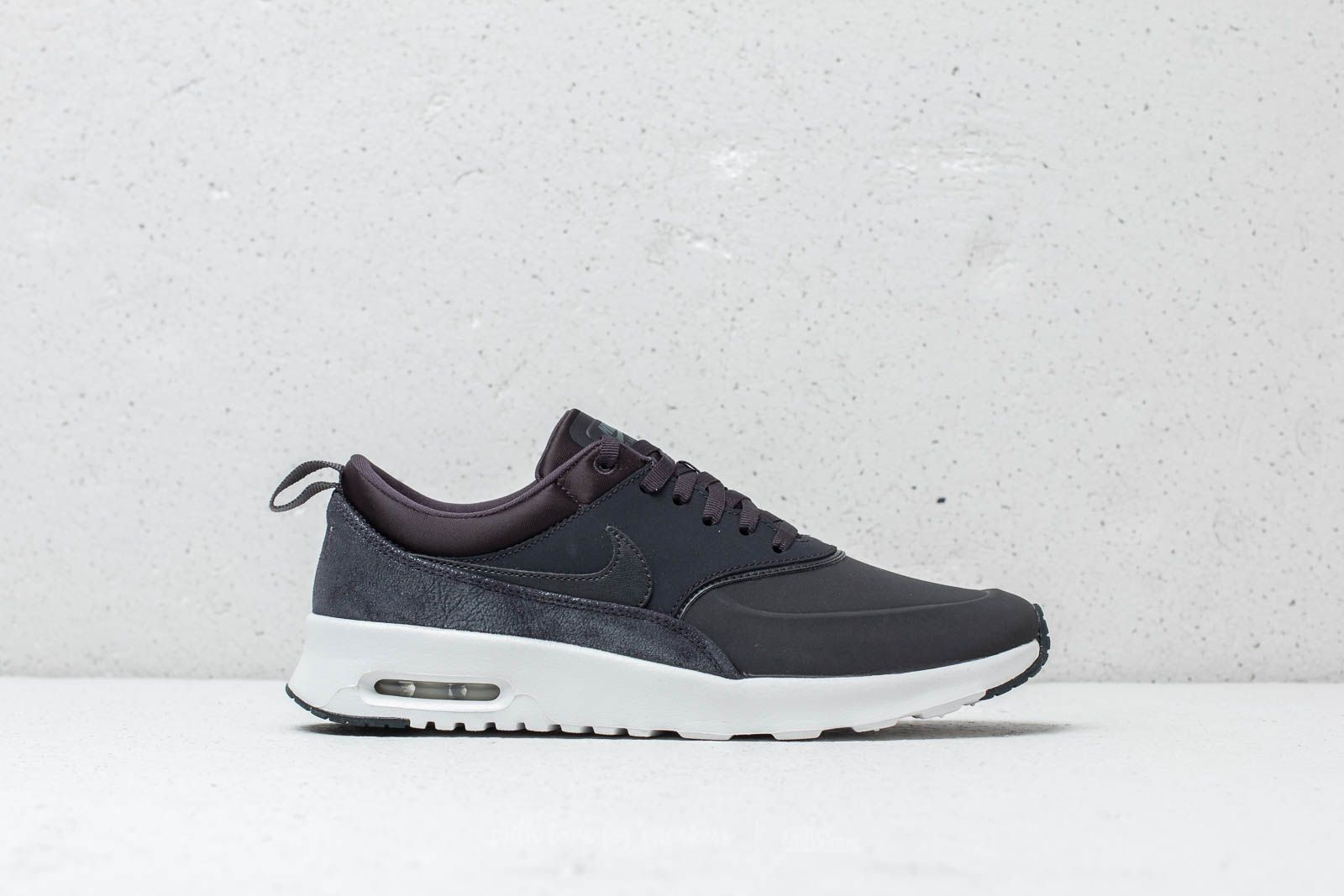 outlet store 67b5d 3fae9 Nike Air Max Thea Premium Wmns Oil Grey  Oil Grey-Summit White at a
