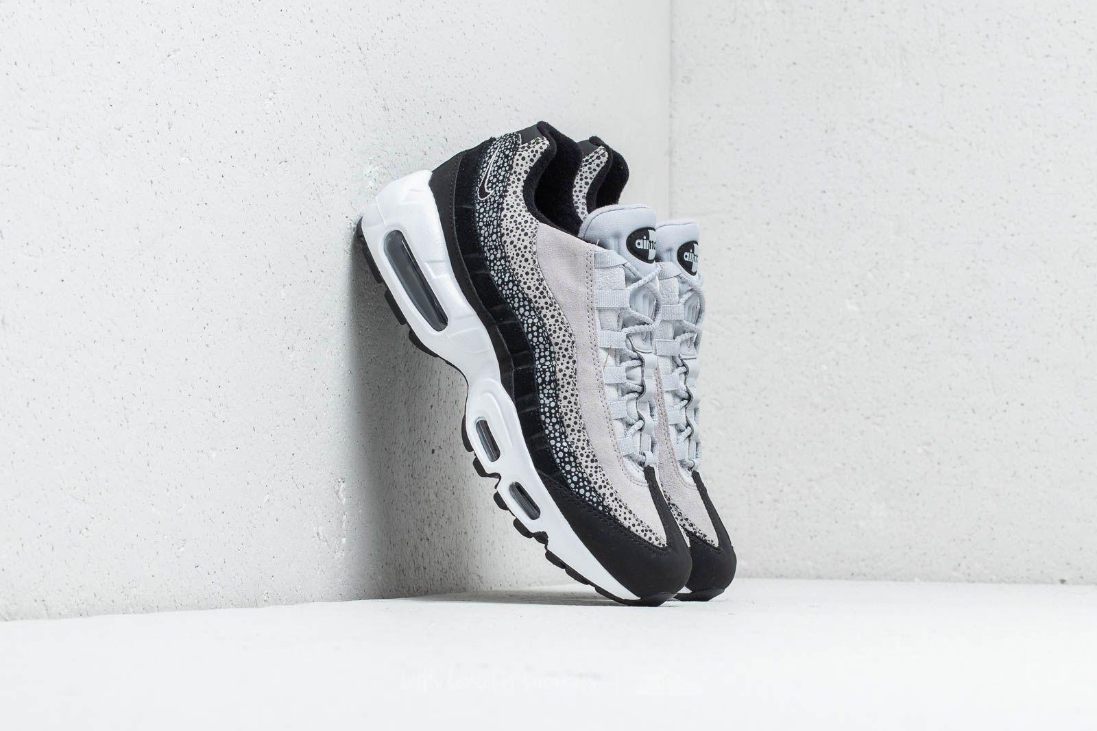Nike Wmns Air Max 95 Premium Black/ Black-Wolf Grey-White za skvělou cenu 3 210 Kč koupíte na Footshop.cz