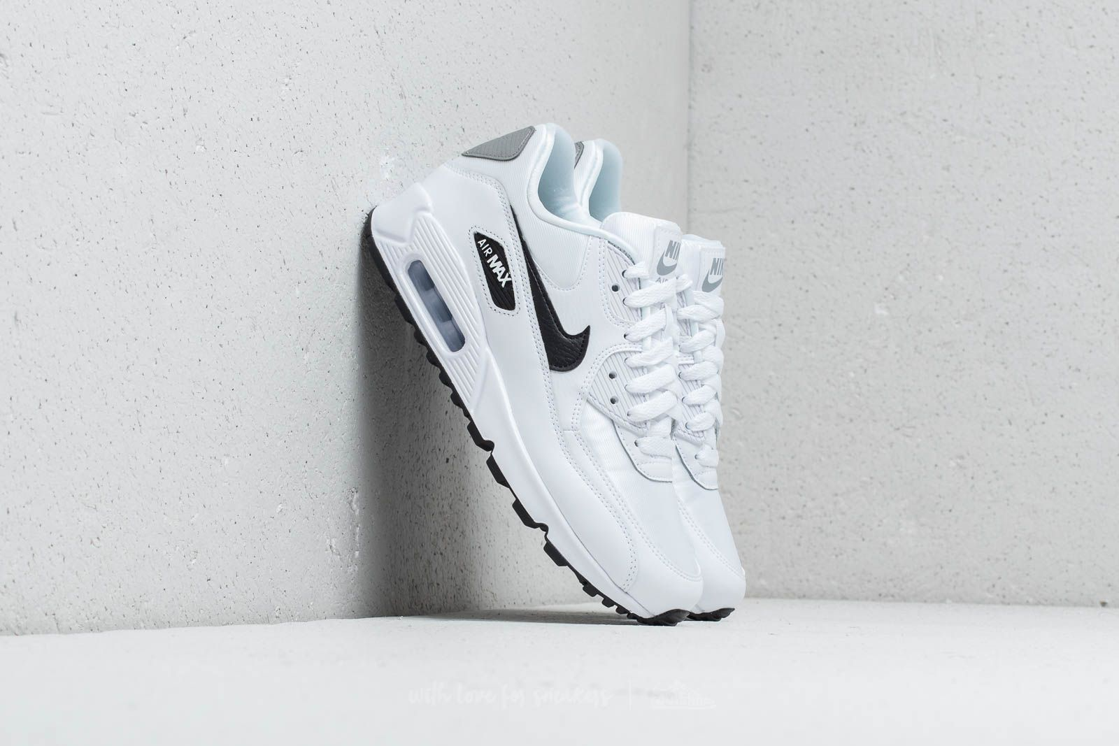 e1df7ac26c Nike Wmns Air Max 90 White/ Black-Reflect Silver at a great price £