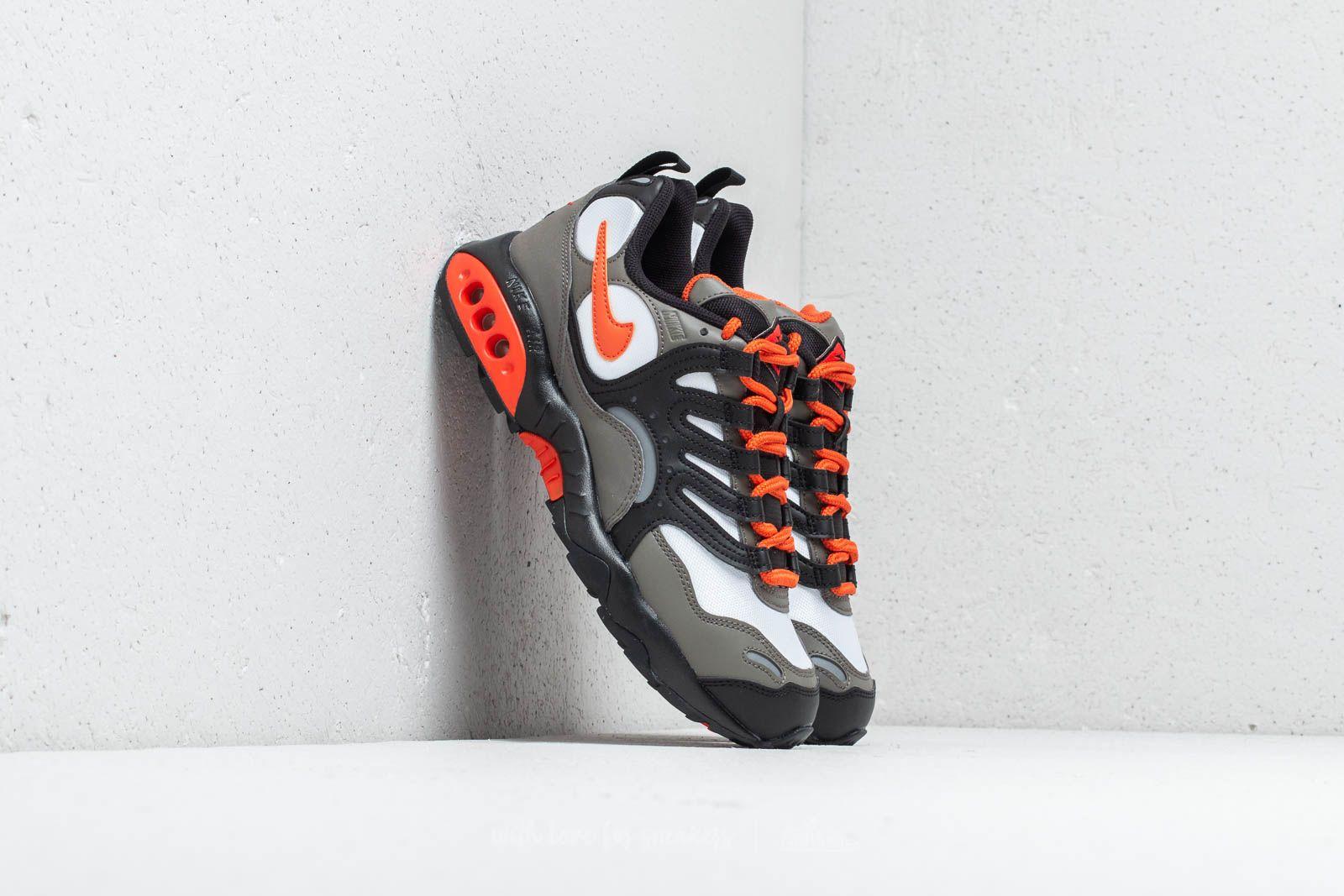 competitive price b516b 9228e Nike Air Terra Humara  18 Olive Gray  Deep Orange-Black at a great