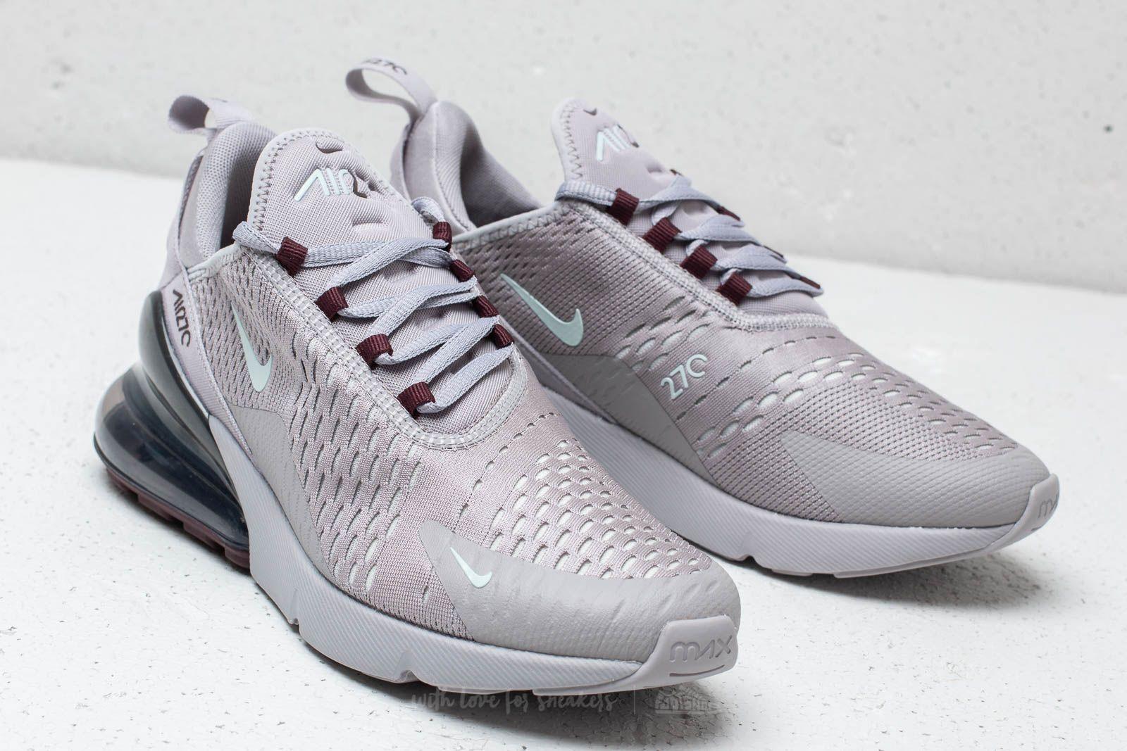 Nike Air Max 270 Atmosphere Grey Light Silver | Footshop
