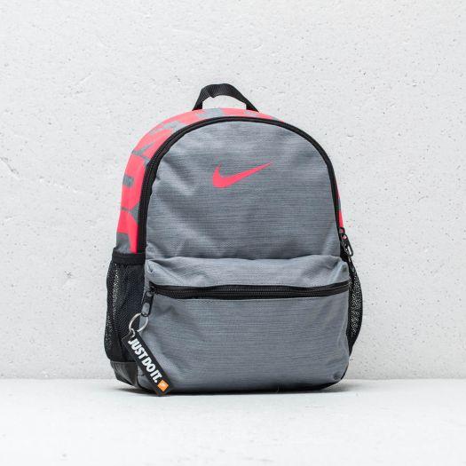 c6c194a1dda Nike Just Do It Brasilia Mini Backpack Grey  Pink   Footshop