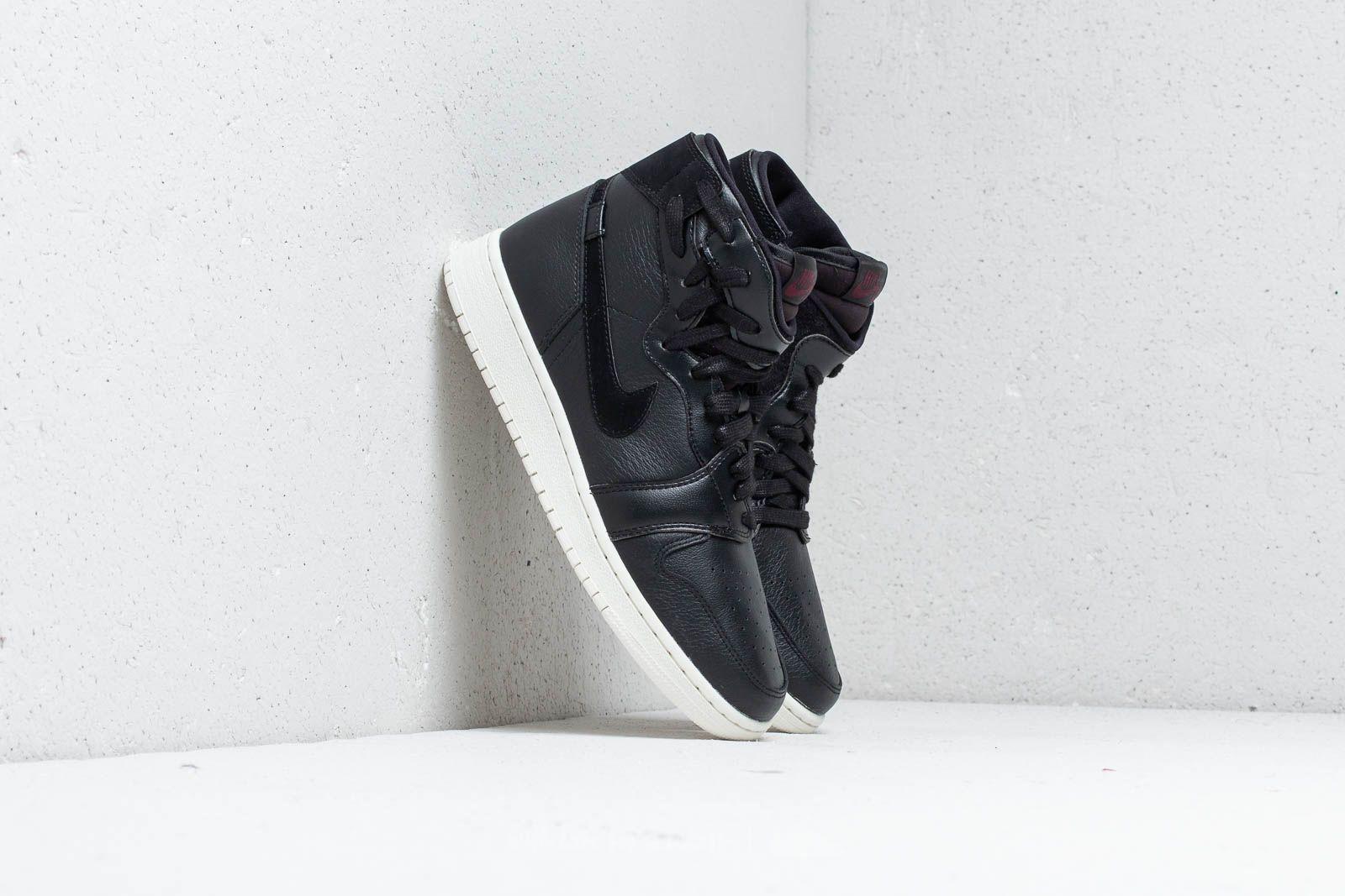 Dámské tenisky a boty Air Jordan 1 Rebel XX Wmns Black/ Black-Sail-Barely Rose