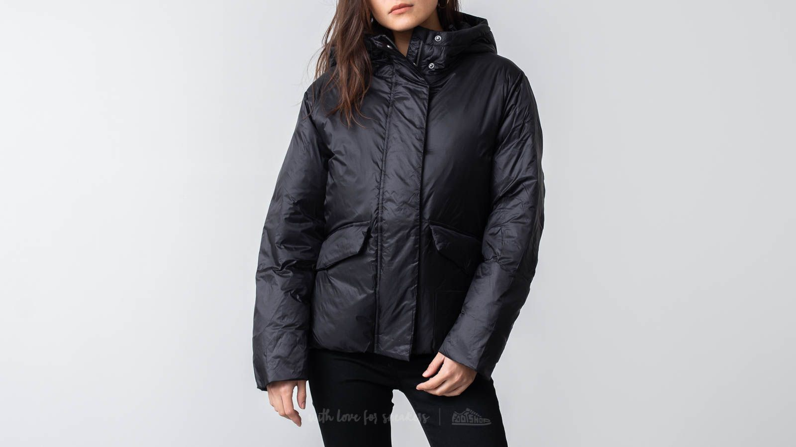 Μπουφάν SELECTED Pam Down Jacket Black