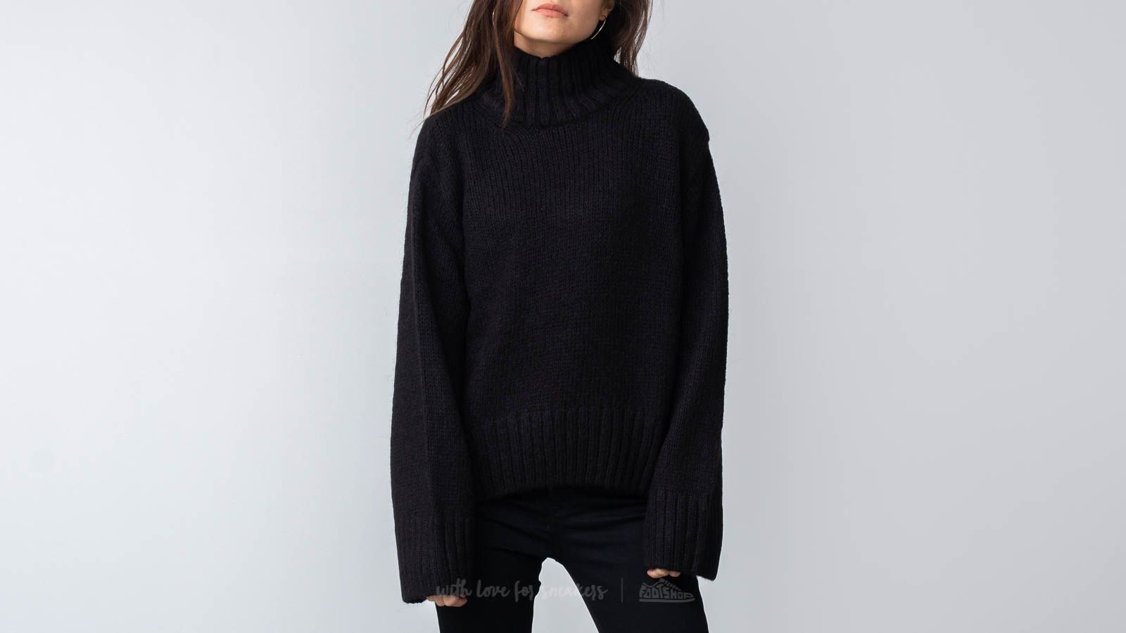 SELECTED Holly Longsleeve Knit Highneck Pullover