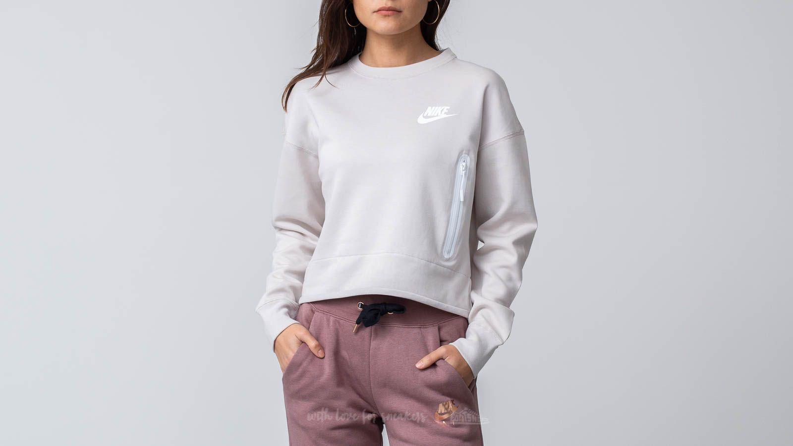 Nike Sportswear Tech Fleece Crewneck Top