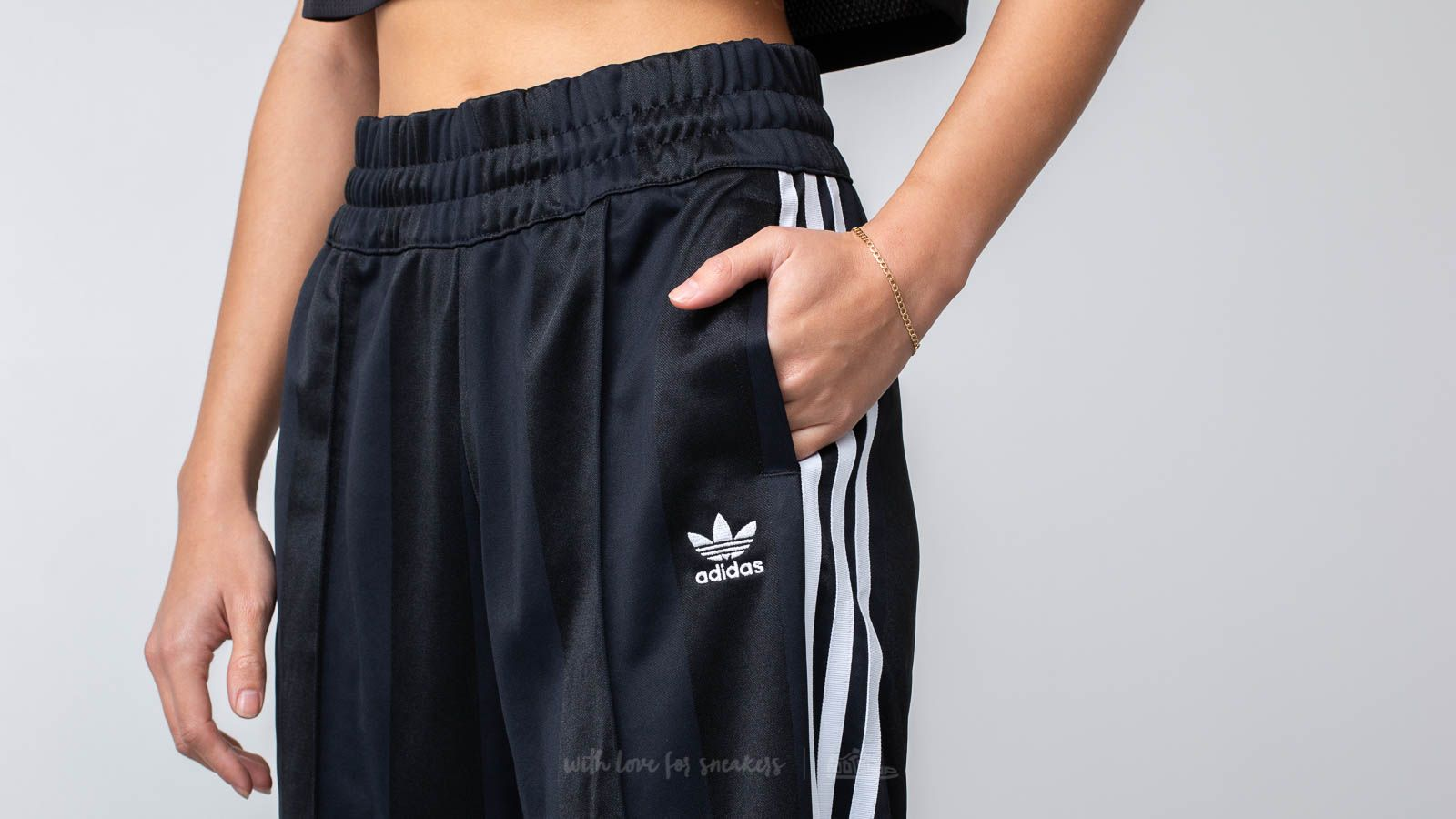 2792ae30a adidas BB Track Pants Black at a great price 70 € buy at Footshop