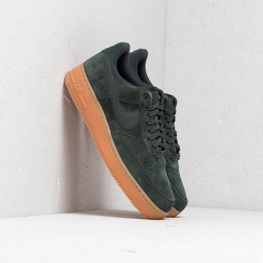 Nike Air Force 1 '07 LV8 Suede Outdoor Green Outdoor Green | Footshop