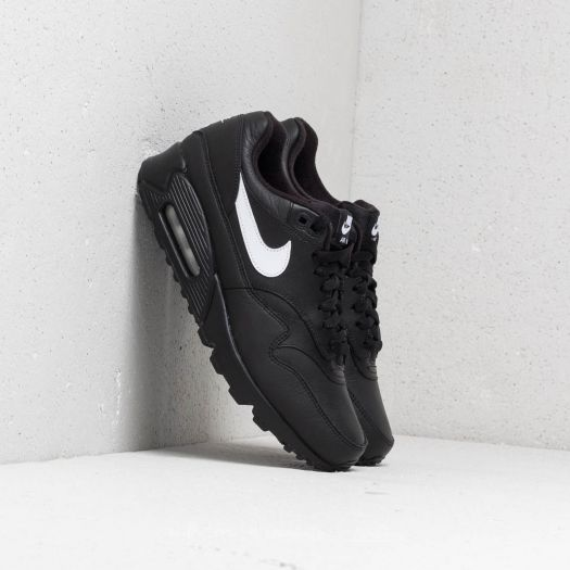 | Nike Air Max 901 Black White Leather Running