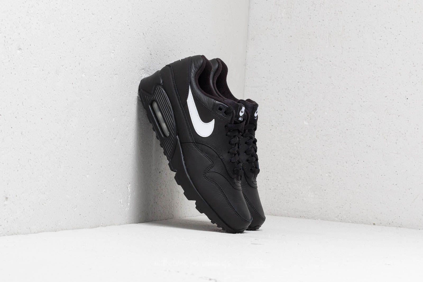 buy popular 170ee 4fb80 Nike Air Max 90/1 Black/ White-Black | Footshop