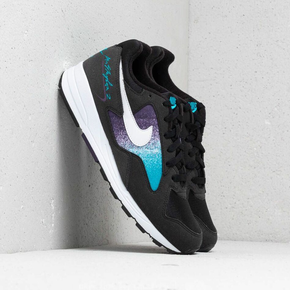 Nike Air Skylon II Black/ White-Blue Lagoon EUR 43