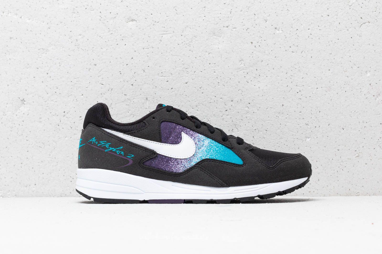 sneakers for cheap 26c9a 97814 Nike Air Skylon II Black White-Blue Lagoon W super cenie 456 zł kupuj