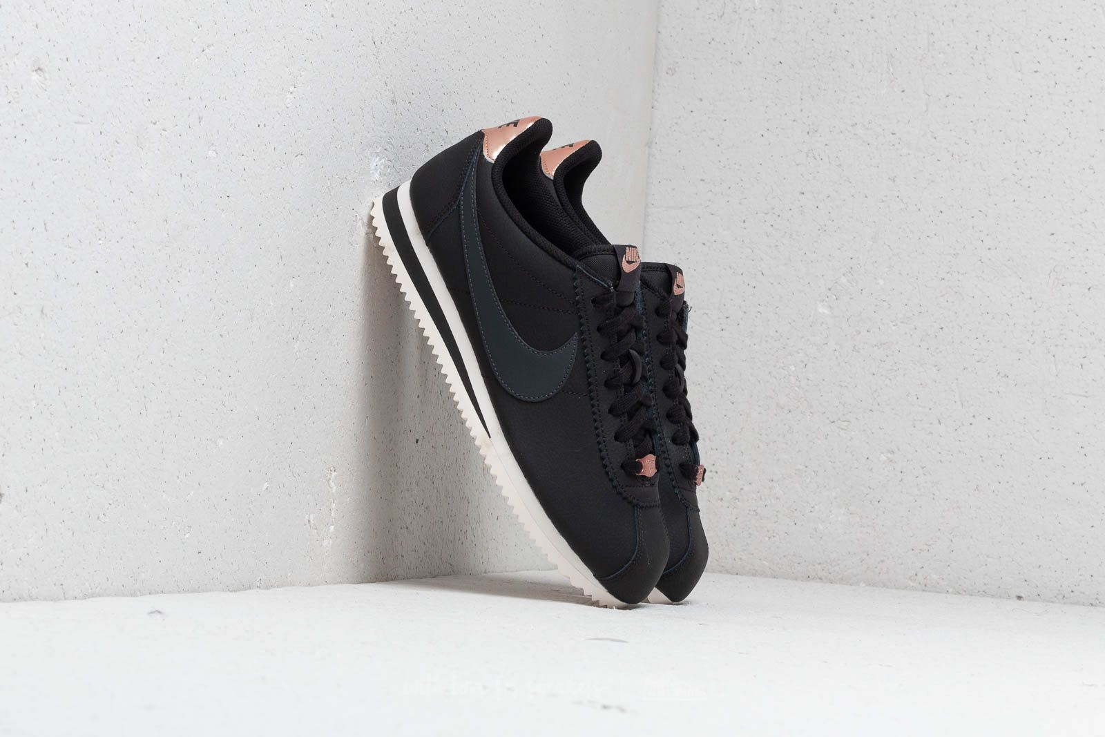 Nike Classic Cortez Leather Wmns Black/ Anthracite