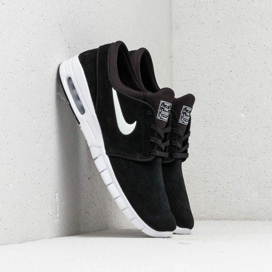 Nike Stefan Janoski Max L Black/ White EUR 39