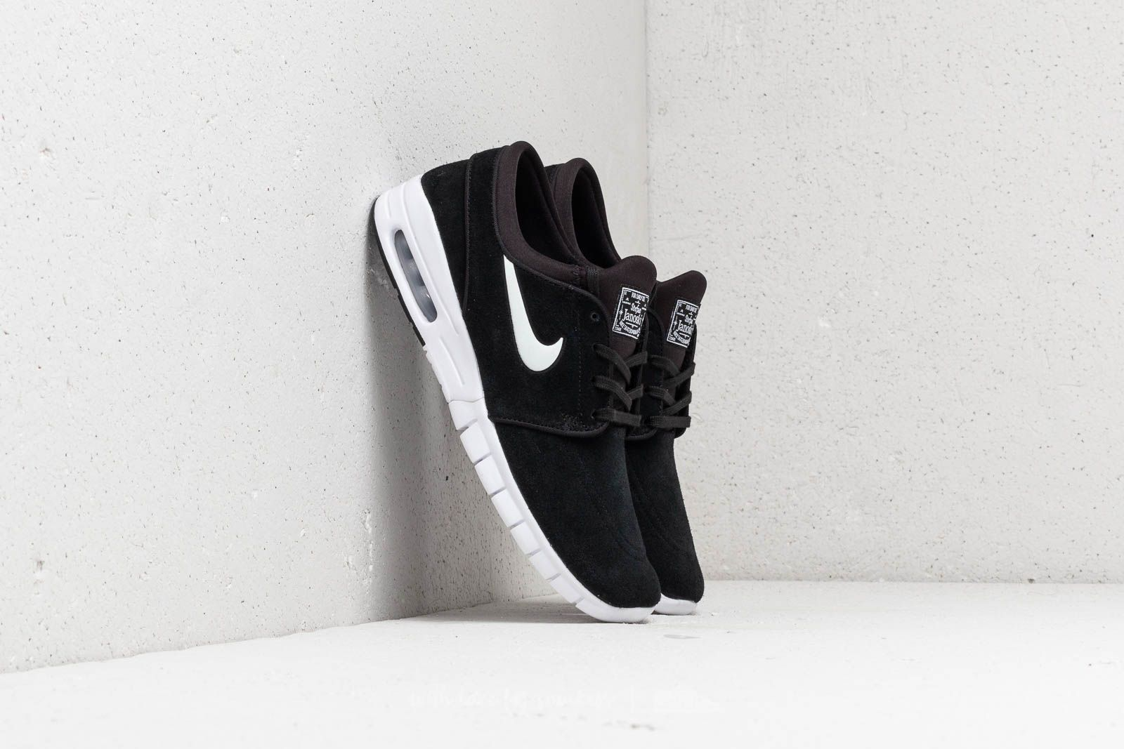 best sneakers 87fe6 94f6d Nike Stefan Janoski Max L Black  White at a great price £111 buy at