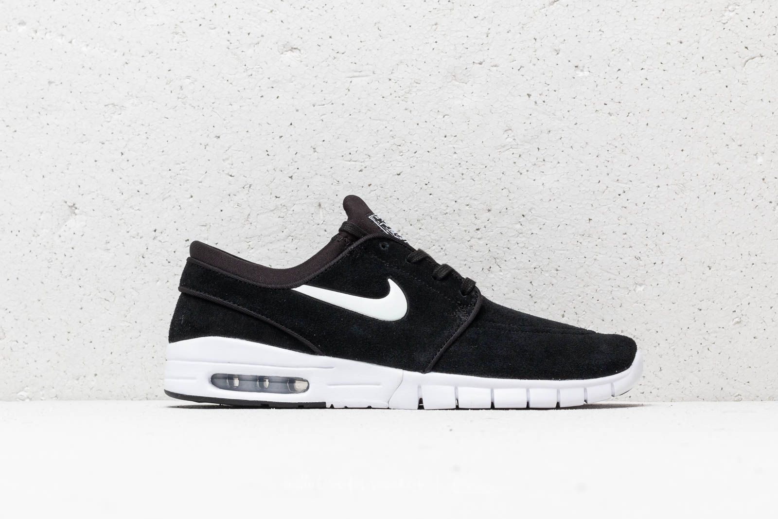 online retailer d84a0 ec1db Nike Stefan Janoski Max L Black  White at a great price 128 € buy at