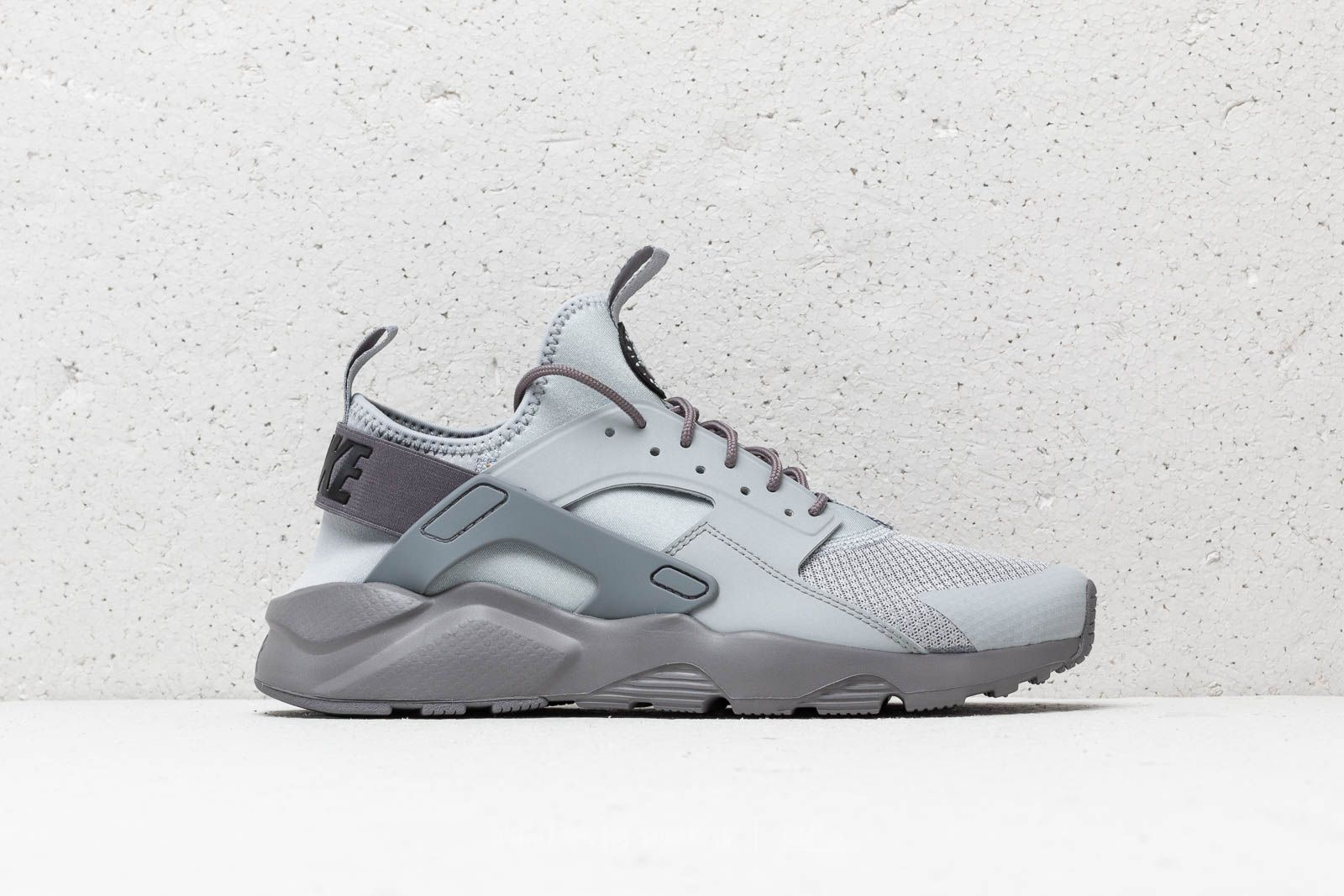 promo code a2169 53523 Nike Air Huarache Run Ultra Gunsmoke Black-Wolf Grey at a great price 128