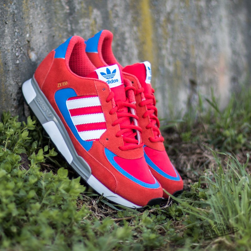 Men's shoes adidas ZX 850 Red   Footshop