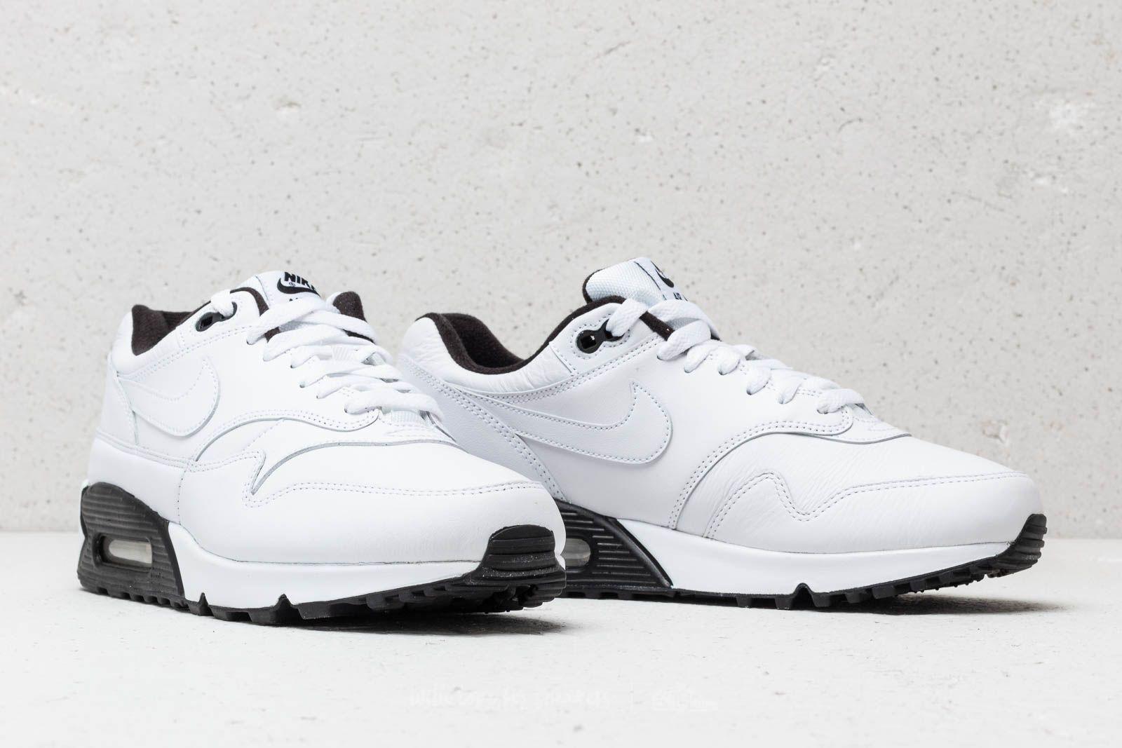 the latest 40ab0 9e386 Nike Air Max 901 White White-Black-Black at a great