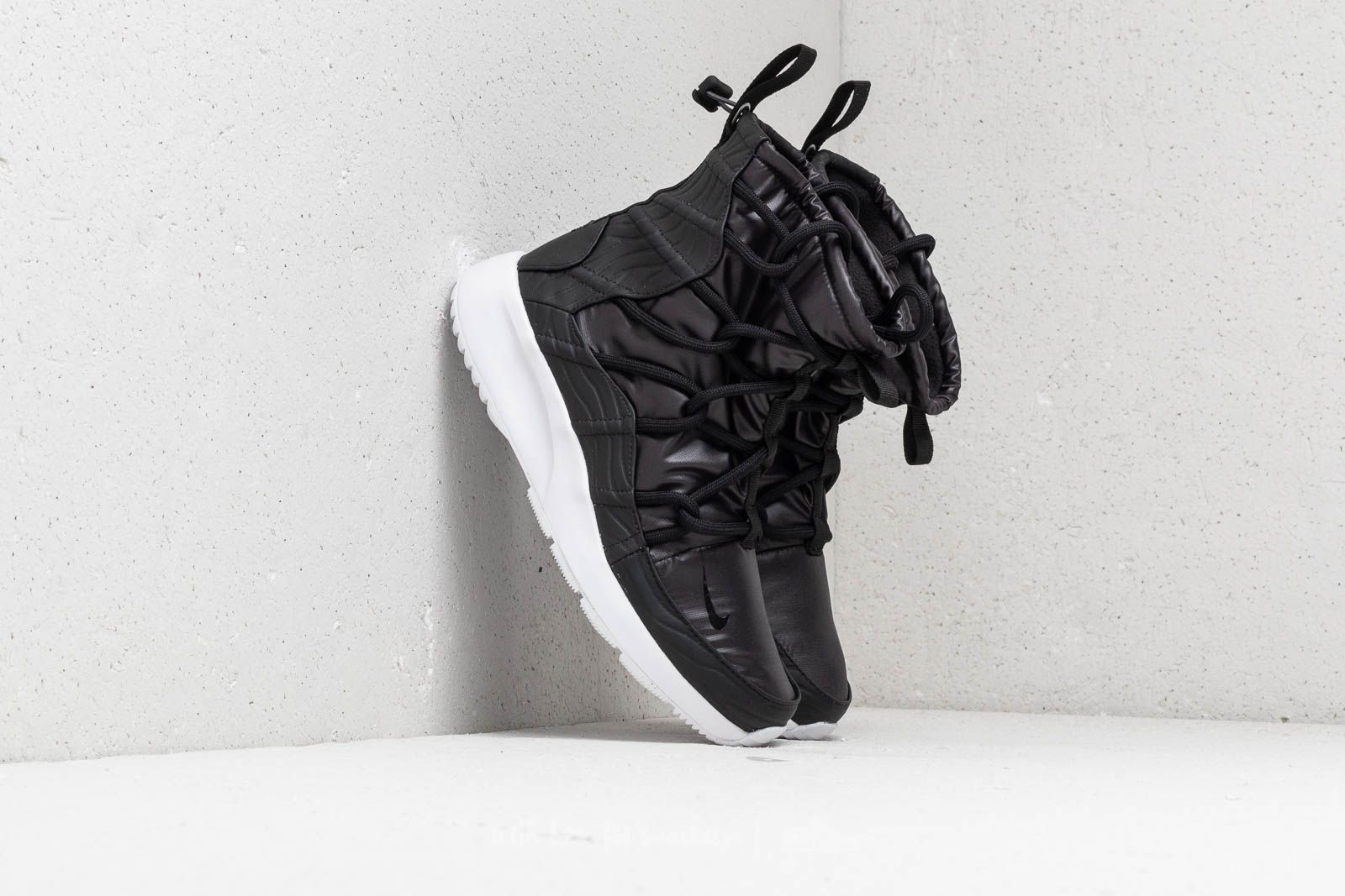 Nike Wmns Tanjun High Rise Black/ Black-Anthracite-White