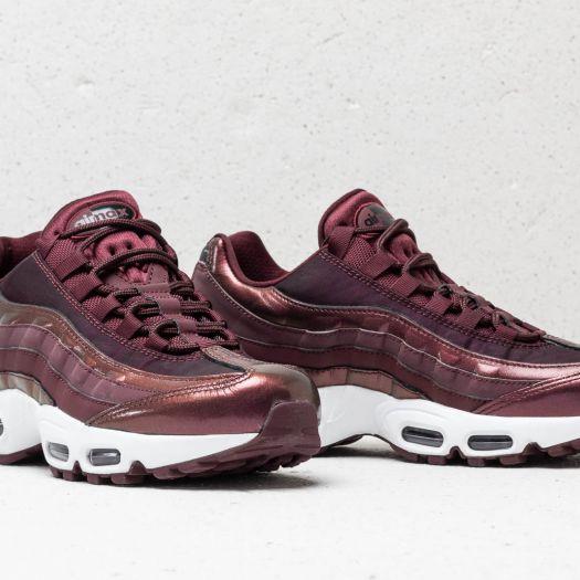 burgundy 95 air max