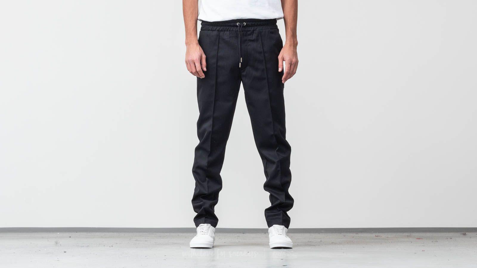 AXEL ARIGATO Kuro Trousers Black za skvělou cenu 1 620 Kč koupíte na Footshop.cz