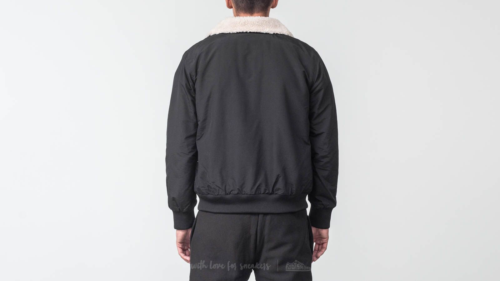 by Parra Topper Harley Scared Fox Jacket Black at a great price £111 buy at 5d7f087dc