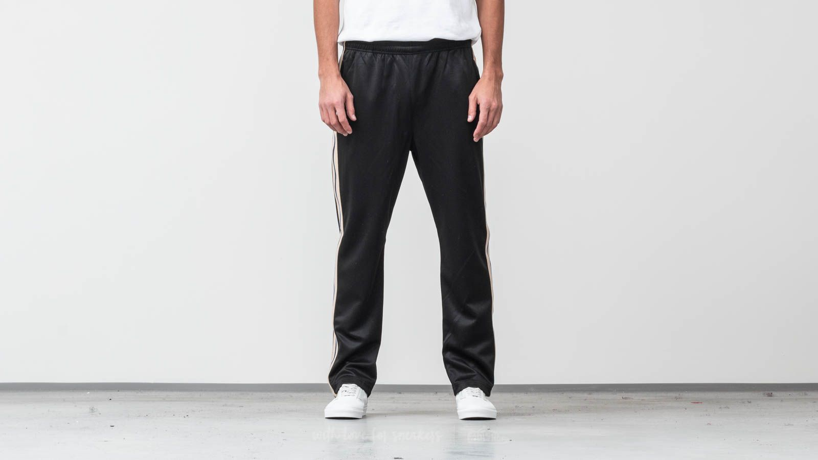 0569bc86 Stüssy Textured Rib Track Pant Black at a great price £71 buy at Footshop