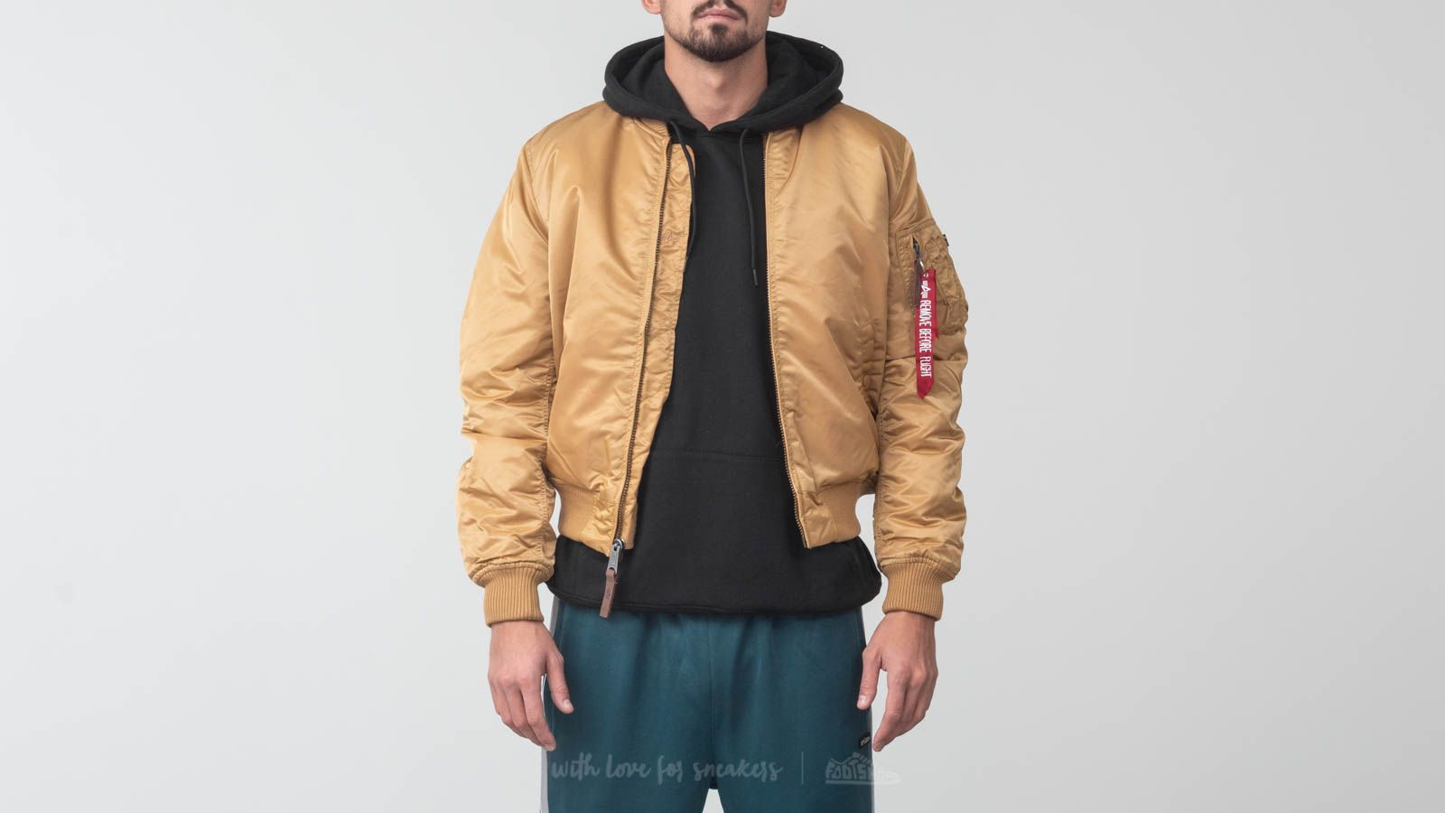 Alpha Industries MA-1 VF 59 Gold at a great price $114 buy at Footshop