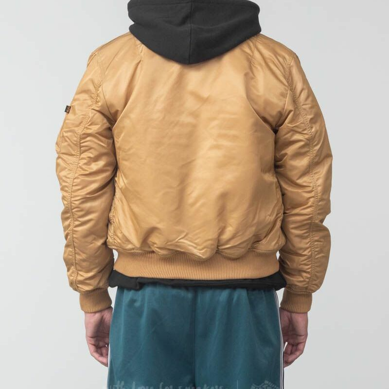 Alpha Industries MA-1 VF 59 Gold, Yellow