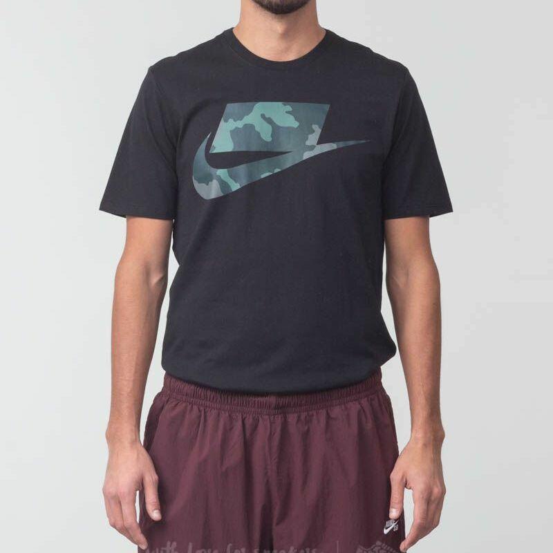 Nike Sportswear Innovation Tee Black/ Camo