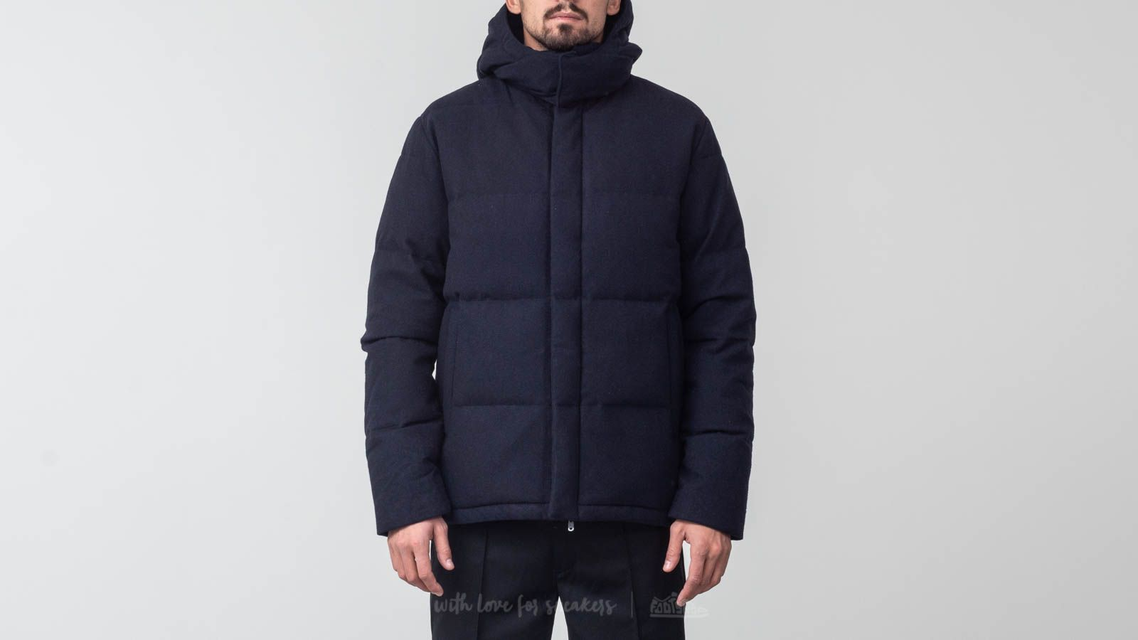 Norse Projects Asger Waterproof Wool Jacket