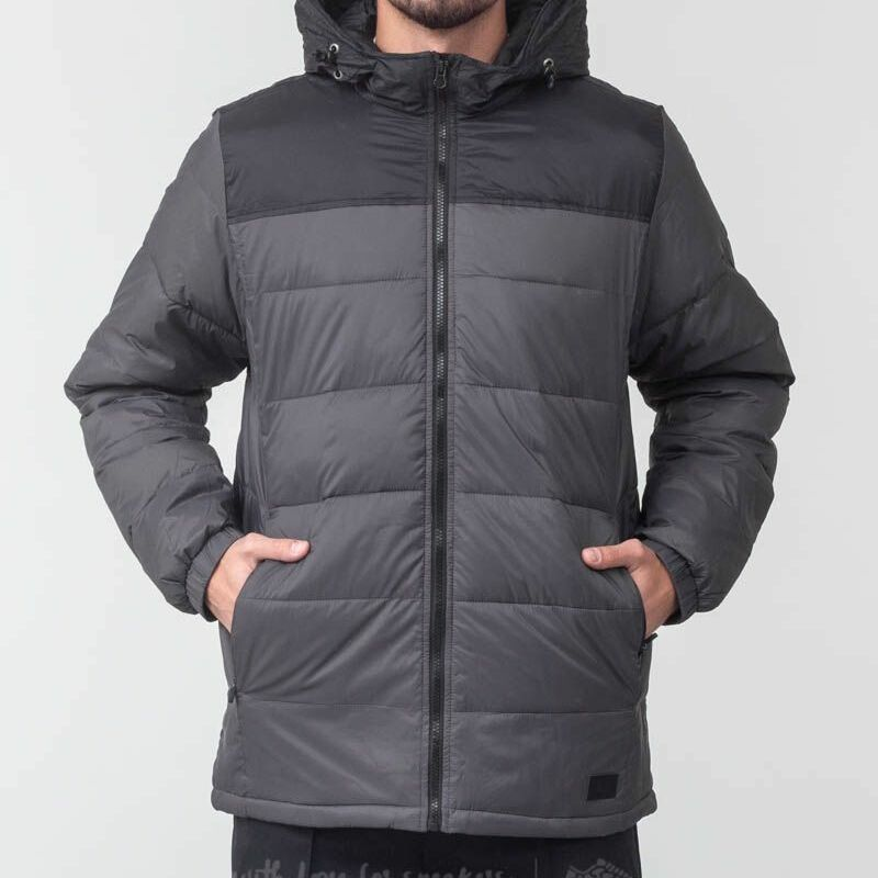 Vans Woodcrest Mountain Edition Jacket Black Asphalt