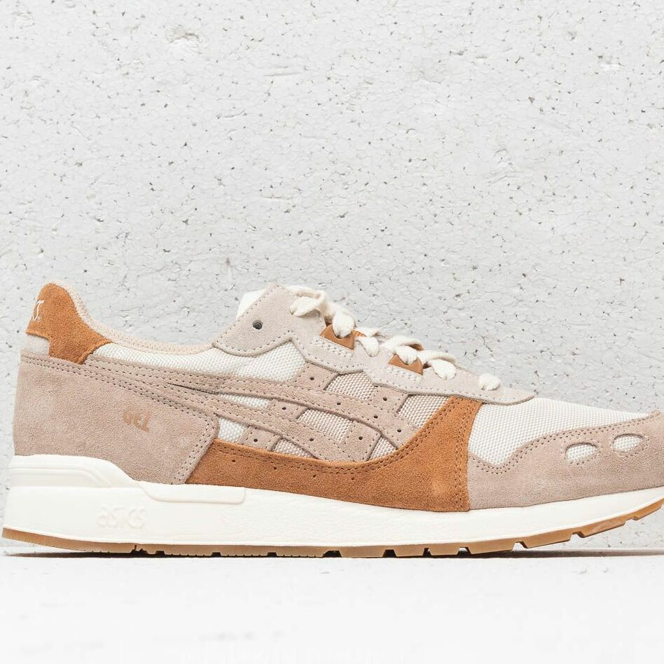 Asics Gel-Lyte Feather Grey/ Feather Grey, Brown