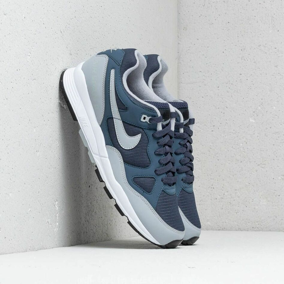 Nike Air Span II Thunder Blue/ Wolf Grey-White EUR 44