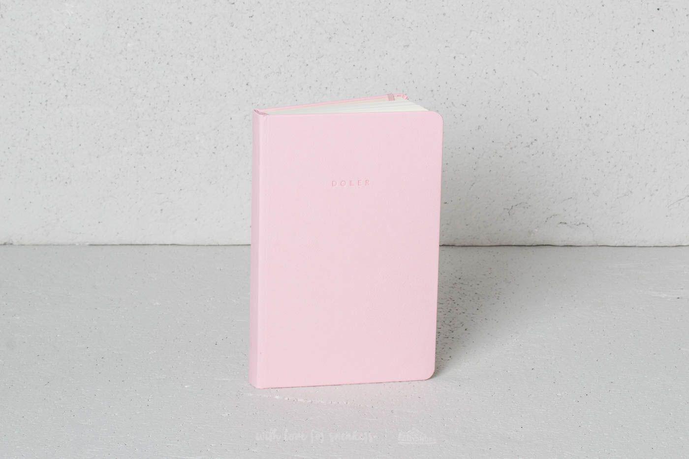 Doller CZ Motivation Diary 12 Months Pink za skvělou cenu 449 Kč koupíte na Footshop.cz