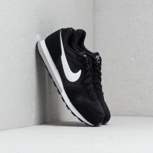 Más lejano compensación estornudar  Women's shoes Nike Md Runner 2 (GS) Black/ White-Wolf Grey | Footshop