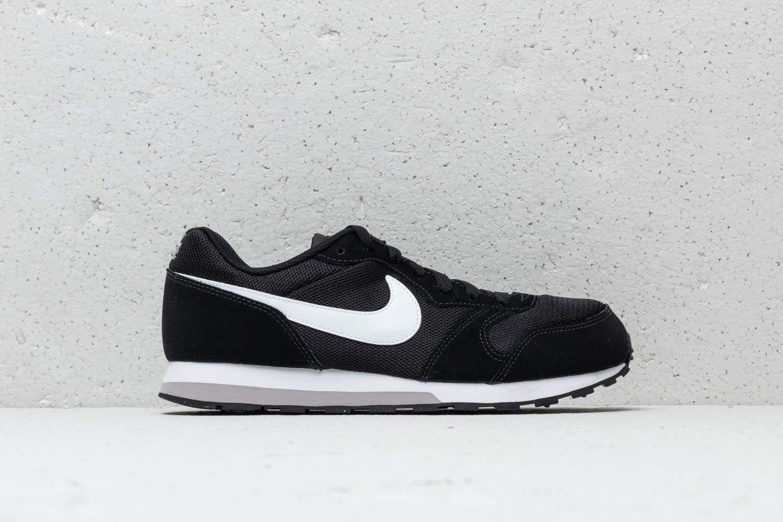 Nike Md Runner 2 (GS) Black  White-Wolf Grey at a great 3bcbe312e0bb6