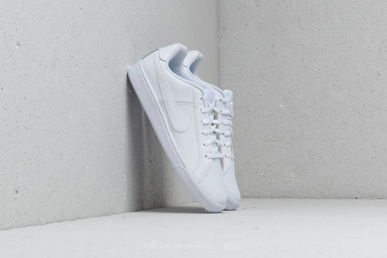 Footshop White gs Nike Royale Court wIfggX