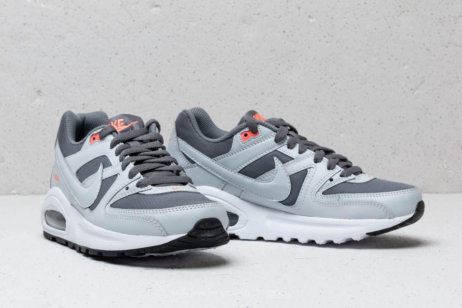 Nike Air Max Command Flex (GS) Cool Grey Pure Platinum | Footshop