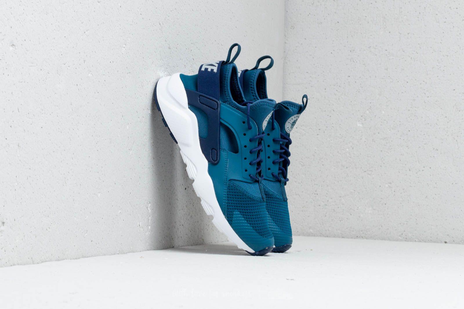free shipping 3fe3a 6dc3d Nike Air Huarache Run Ultra GS. Blue Force  Wolf Grey-Blue Void