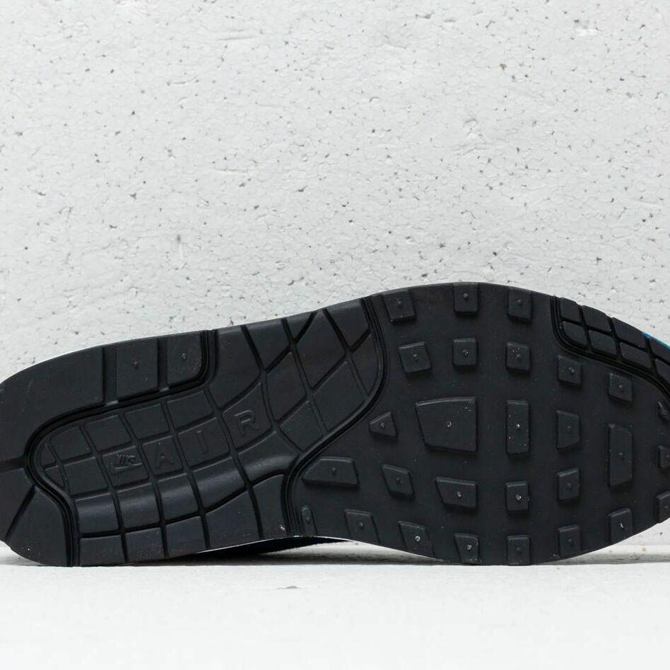Nike Air Max 1 Premium SE Oil Grey/ Oil Grey-Volt, Green
