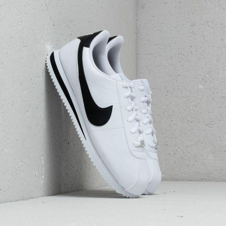 Nike Cortez Basic Sl (GS) White/ Black EUR 38.5